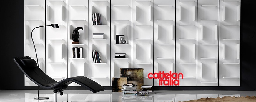 Cattelan Italia - Design librerie