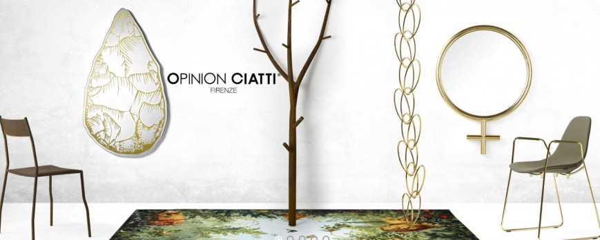 New Brand: Opinion Ciatti