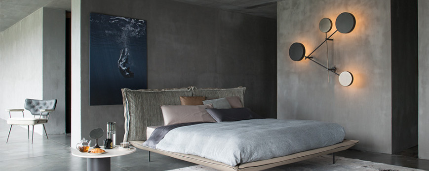 Tips from our designers: modern bedroom