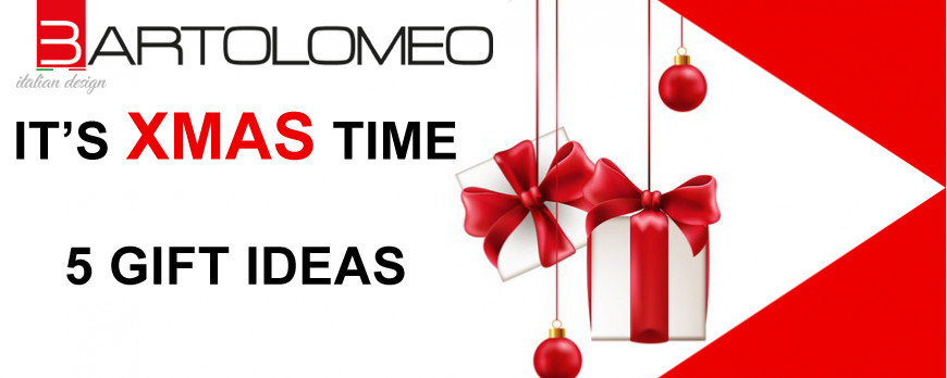 It's XMAS time - 5 gift ideas